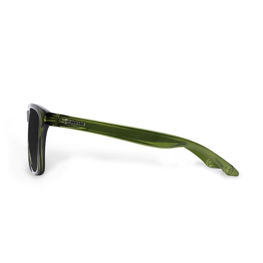 2d895f3fbb6f6 Óculos de Sol Suncode Natural Olive Black