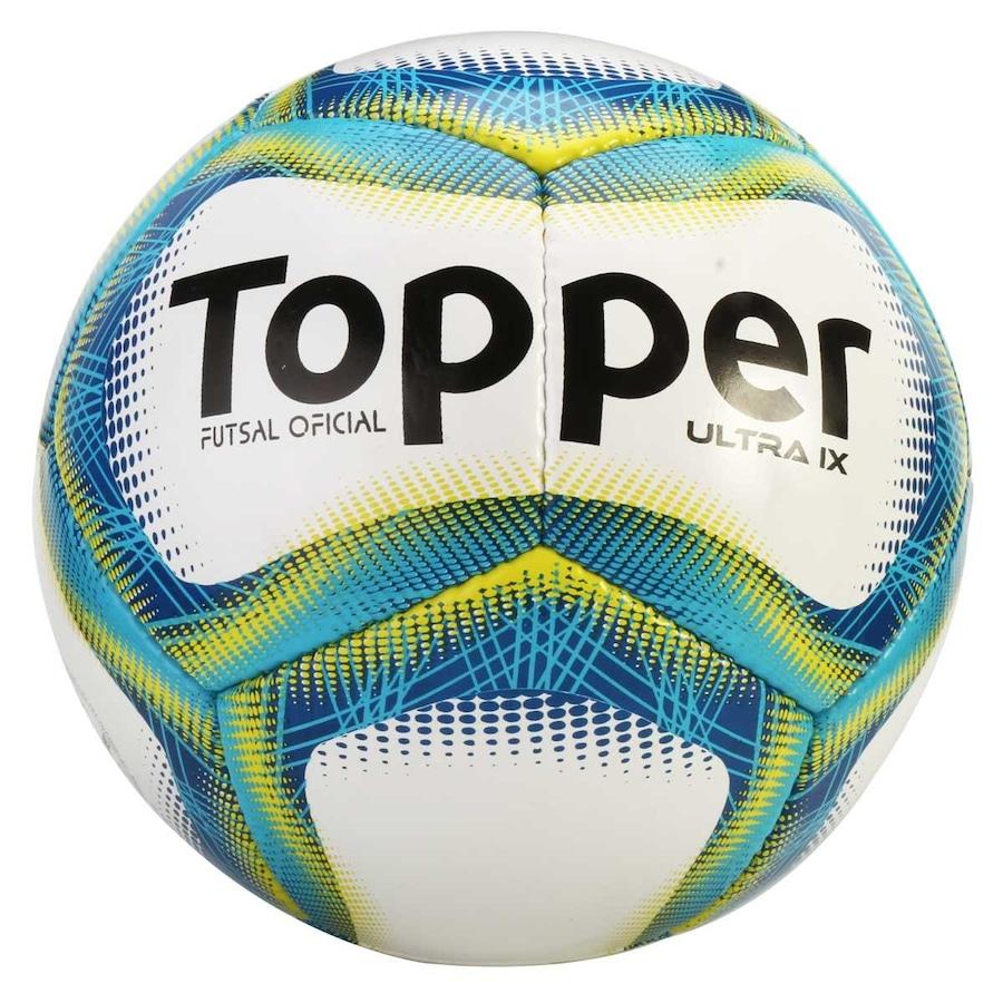 Bola de Futsal Topper Ultra IX 65186780d33c1