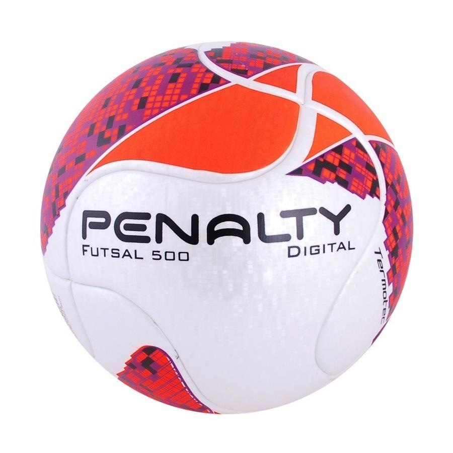 700a2efc1 Bola de Futsal Oficial Penalty 500 Digital Termotec
