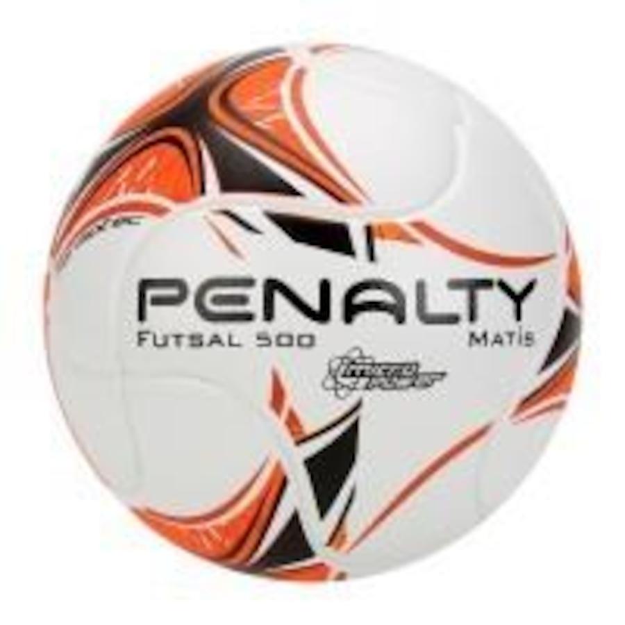 70bbda45f1 Bola de Futsal Penalty Matís 500 VI Costurada