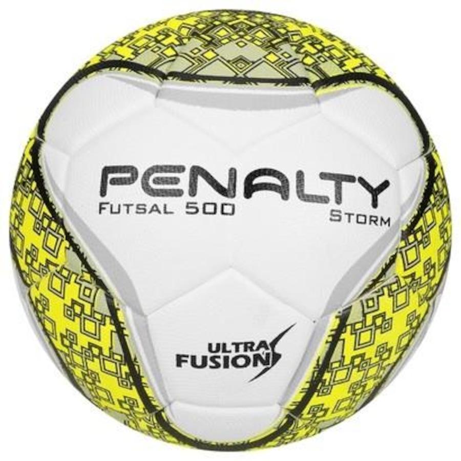 9afed17080 Bola de Futsal Penalty Storm Ultra Fusion VI