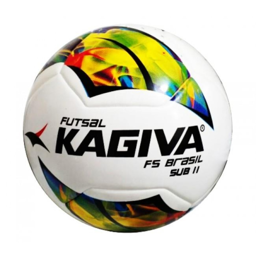 c7e5ce6c70 Bola de Futsal Kagiva Pré-Mirim F5 Pró Sub-11- Infantil