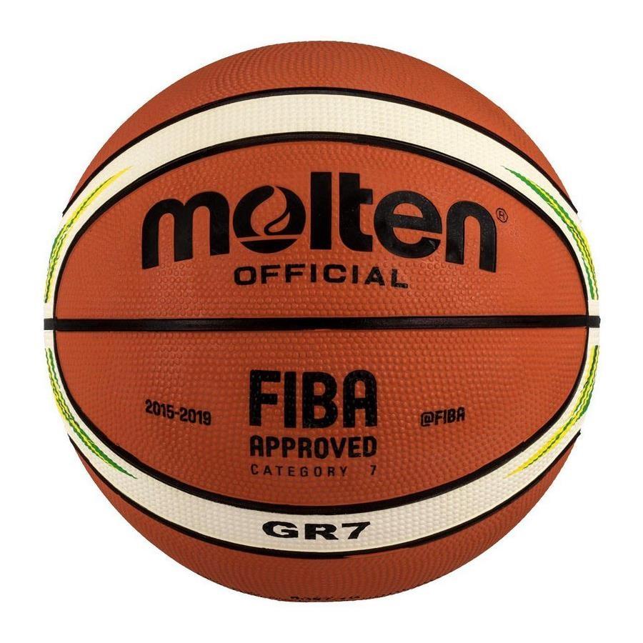 9f6a25d9fde5f Bola de Basquete Molten GR7-YG