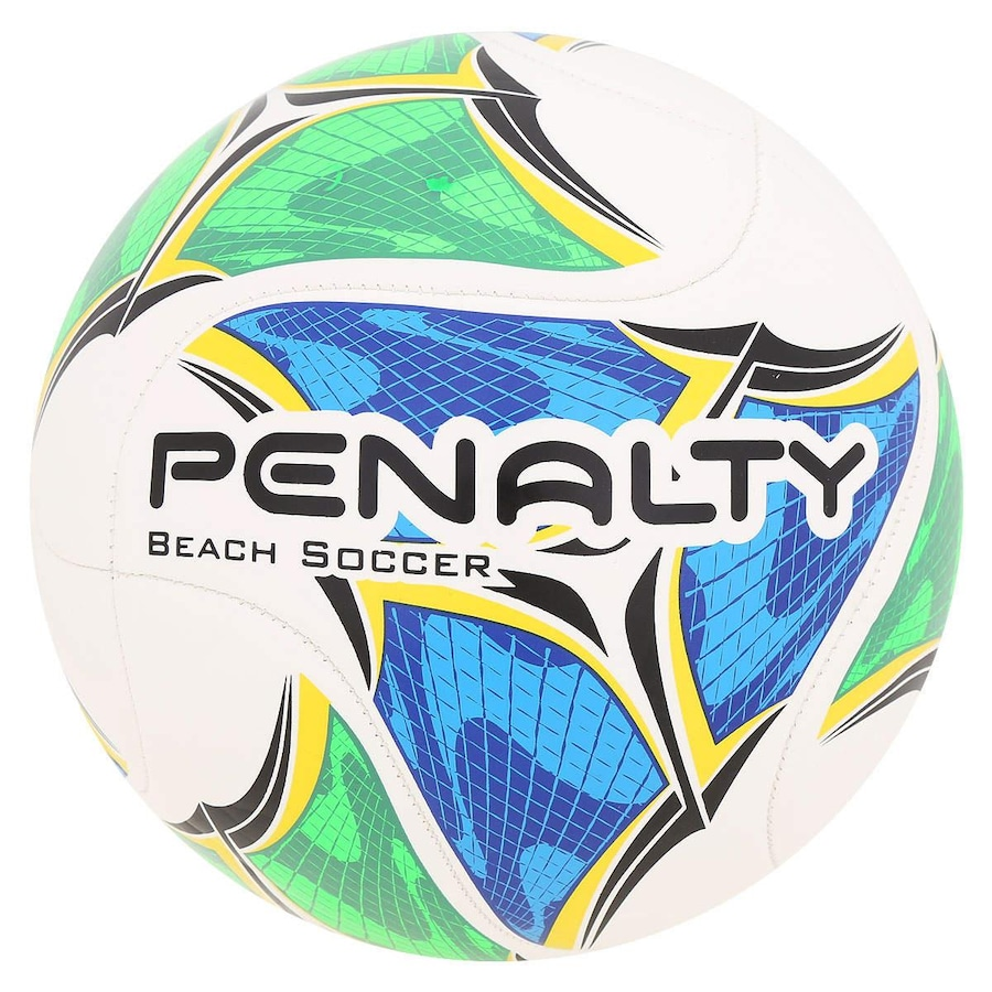 2410ed8305005 Bola de Beach Soccer Penalty Costurada