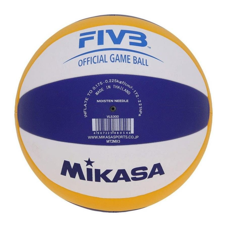 Bola de Vôlei de Praia Mikasa VLS 300 209b117cf64a1
