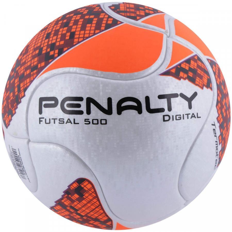 e7f286e4f20c7 Bola de Futsal Oficial Penalty 500 Digital Termotec