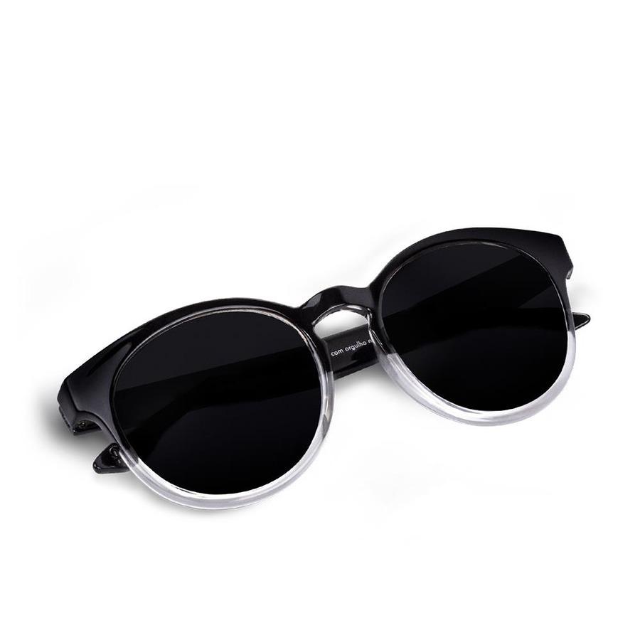 5f424b28321fc Óculos de Sol Suncode Iconic Noir Black - Adulto