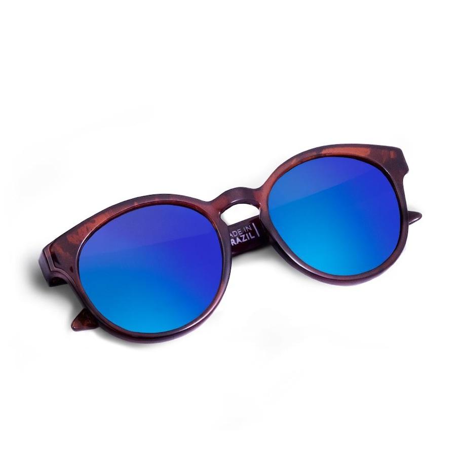 a5c849f4bd860 Óculos de Sol Suncode Iconic Tortoise Ocean - Unissex