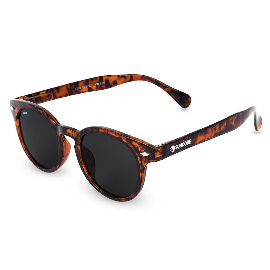 b0d674fc4 Óculos de Sol Suncode Classic Iconic Tortoise Shadow - Unissex