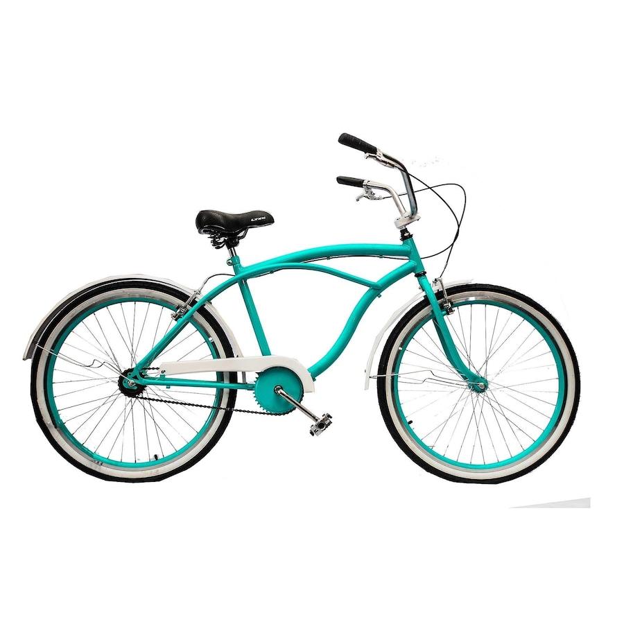 c18076257 Bicicleta Rino Caiçara Retrô - Aro 26 - Freio V-Brake - Adulto