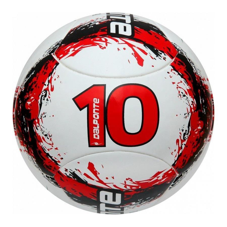 a6000b0556 Bola de Futebol de Campo Dalponte 10 Fusionada