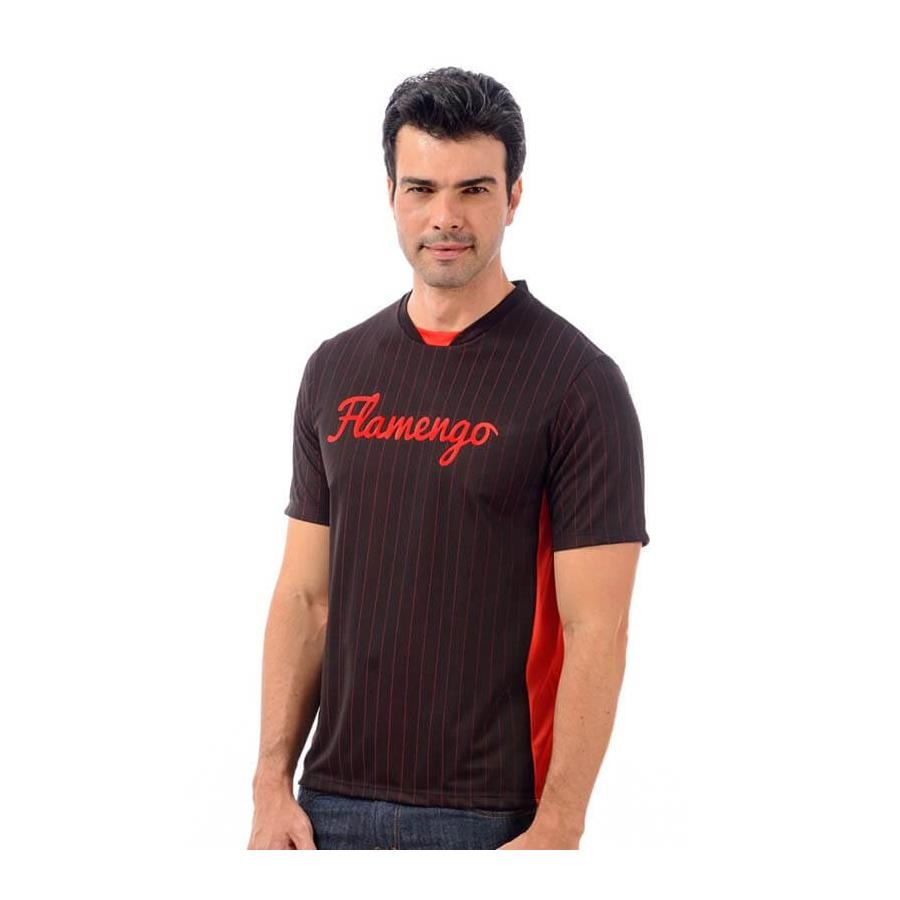 d51c9a866b Camiseta do Flamengo Braziline Custom - Masculina