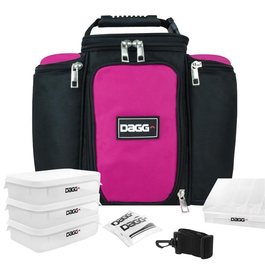 4dddb39269623 Bolsa Térmica Fitness Rosa G - Dagg
