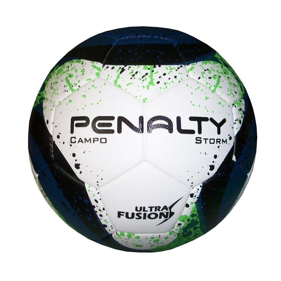 Bola de Futebol de Campo Oficial Penalty Storm Ultrafusion VII 36726c5c2f596