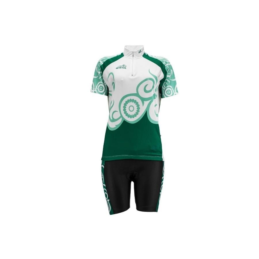 Conjunto para Ciclismo Refactor Undines - Feminino fa506467ca