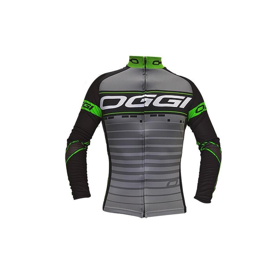 Camisa Manga Longa para Ciclismo Oggi Big Wheel 0e5885c9d466a