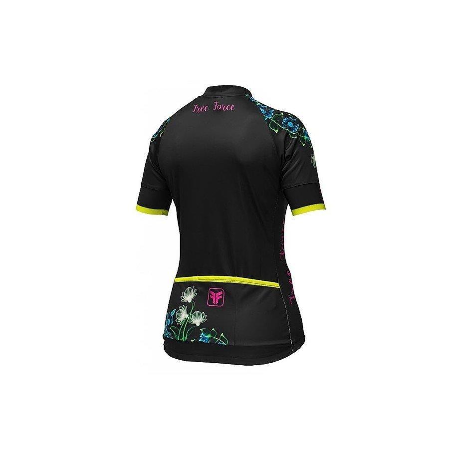 Camisa de Ciclismo Free Force Delicacy - Feminina 10642b4518773