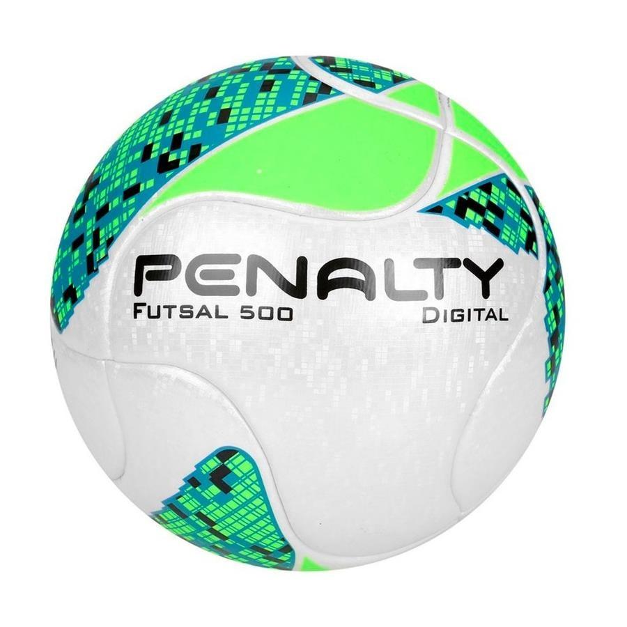 856e2a4a9f Bola de Futsal Oficial Penalty 500 Termotec Digital