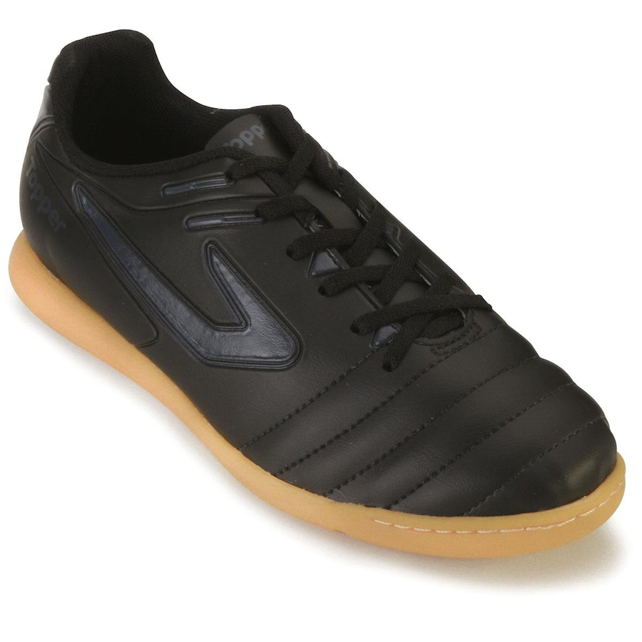 9117383d117 Chuteira Futsal Topper Boleiro - Adulto