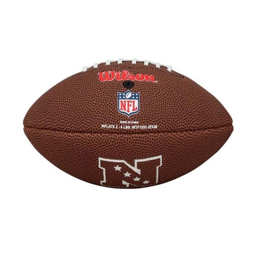 Mini Bola de Futebol Americano Wilson San Francisco 49ers 61eb82a715338