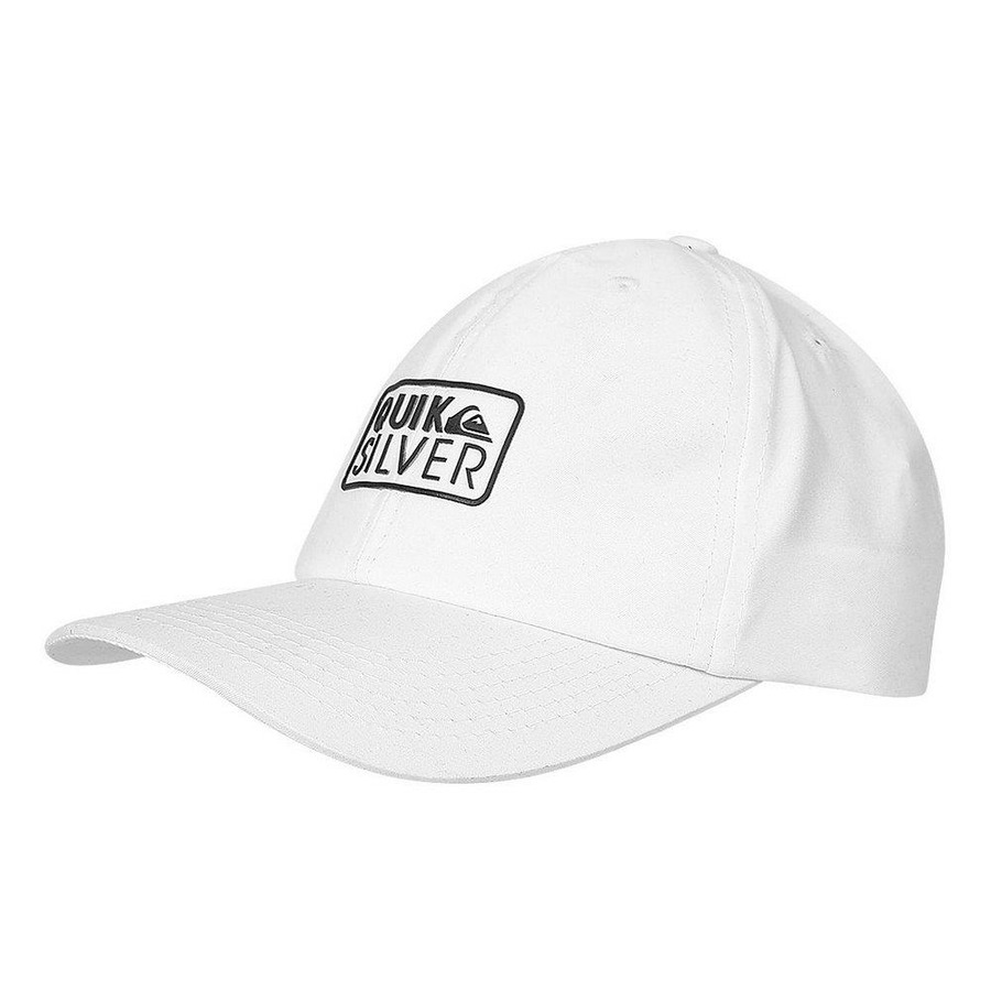 Boné Aba Curva Quiksilver Logo - Masculino 03384ca1da8