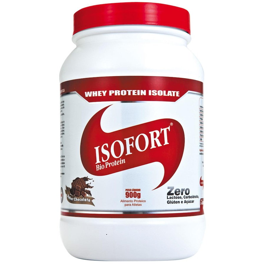 2cdebe670 Whey Protein VitaFor Isofort - Chocolate - 900g