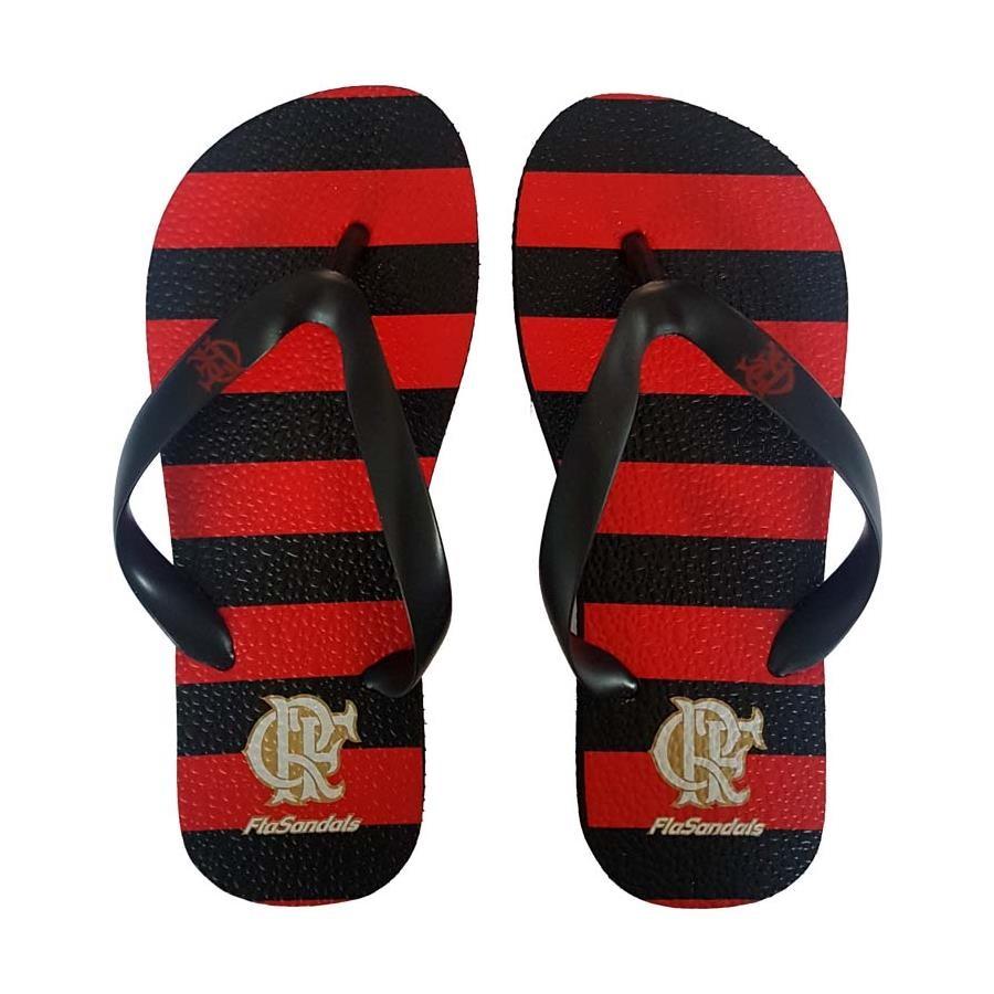 Chinelo Flamengo Fla Sandals Manto Oficial - Infantil f9e58d989f261