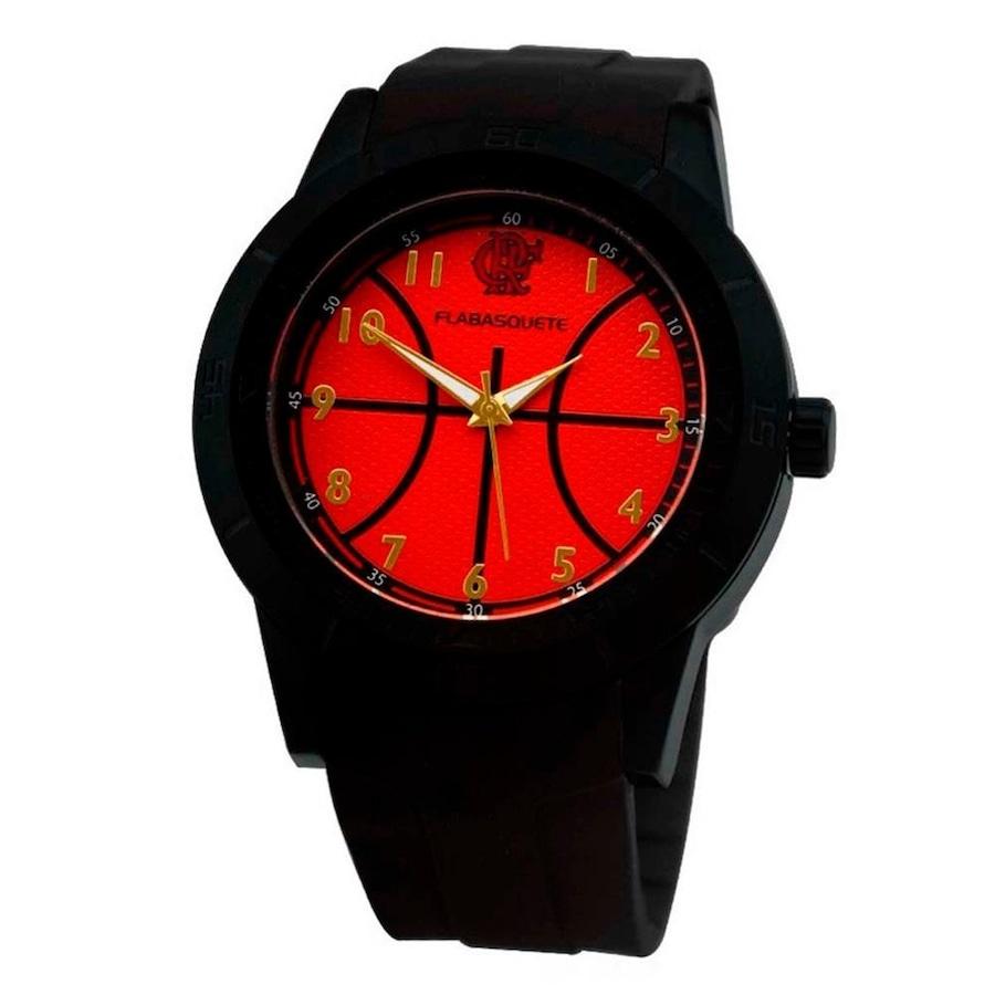 fb70172cdcb7e Relógio Flamengo Basquete MO2315AB P