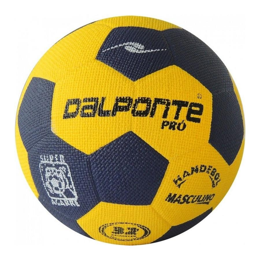 Bola de Handebol H3 Pro Dalponte 4a7797c59a8f9