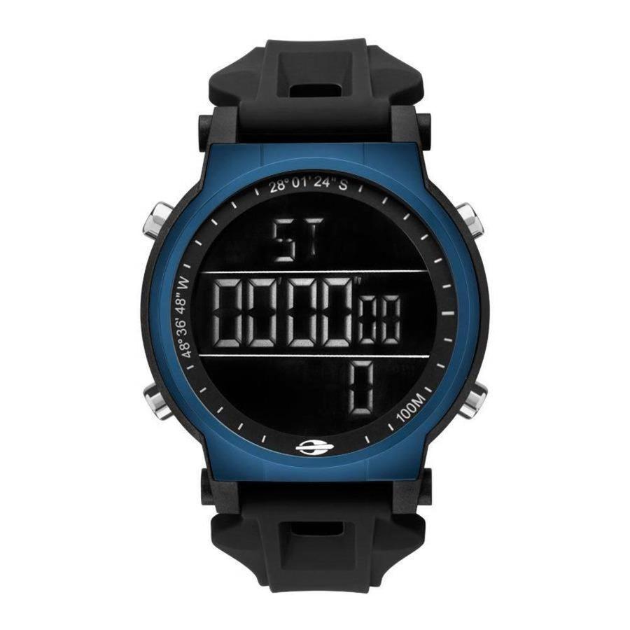 Relógio Digital Mormaii On The Road MO3577B8A - Adulto e54017e0a5