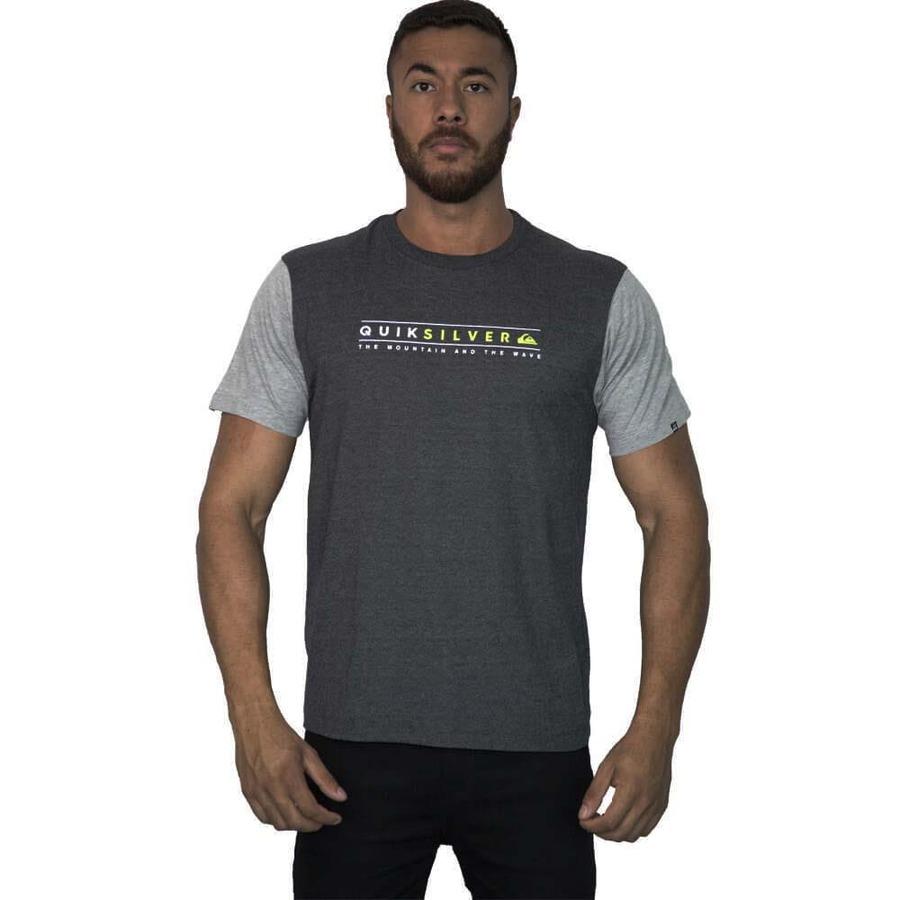 0fa92ed6f3 Camiseta Quiksilver Clean Ways - Masculina