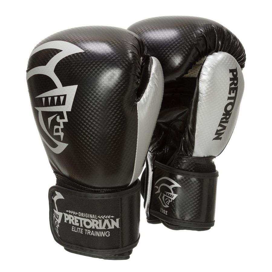 fabb13db5 Luva de Boxe Pretorian Elite Preta