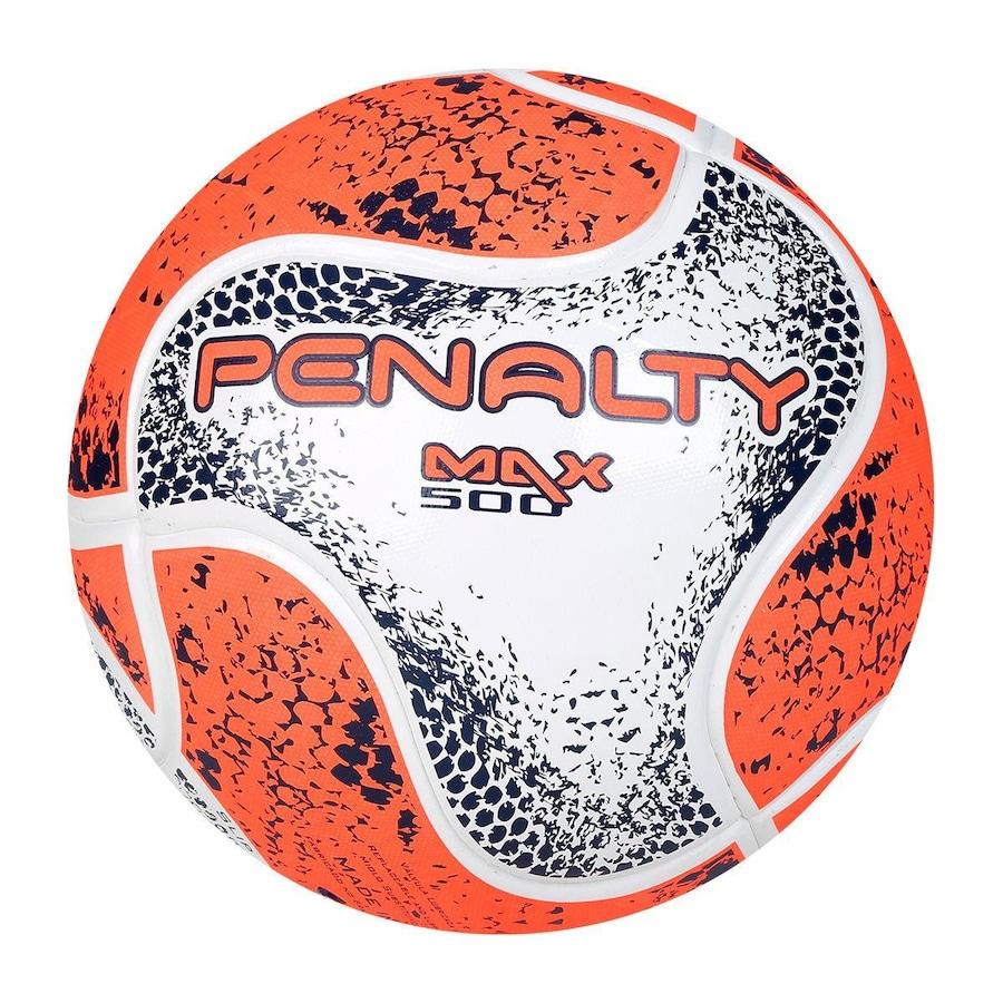 70e68474e9951 Bola de Futsal Penalty Max 500 Termotec VIII