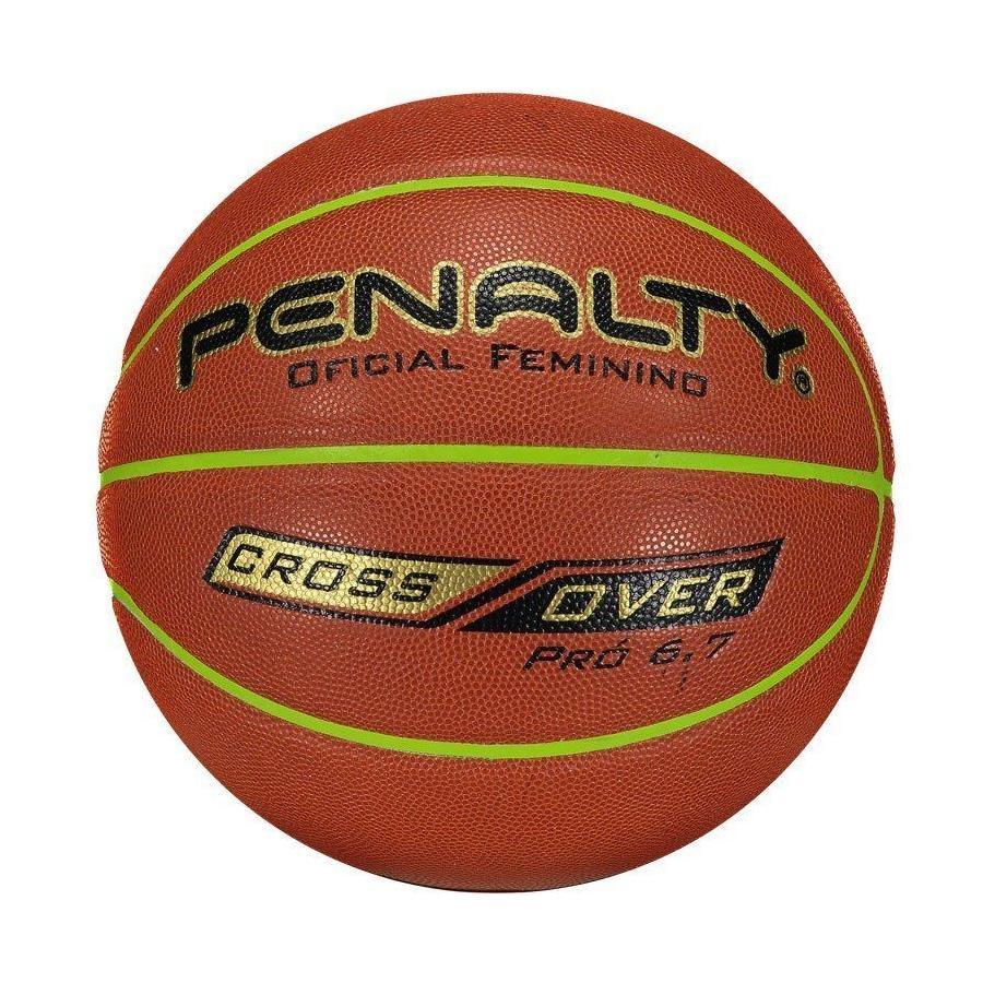 Bola de Basquete Penalty Oficial Pró 6.7 Cross Over 252b1392f939d