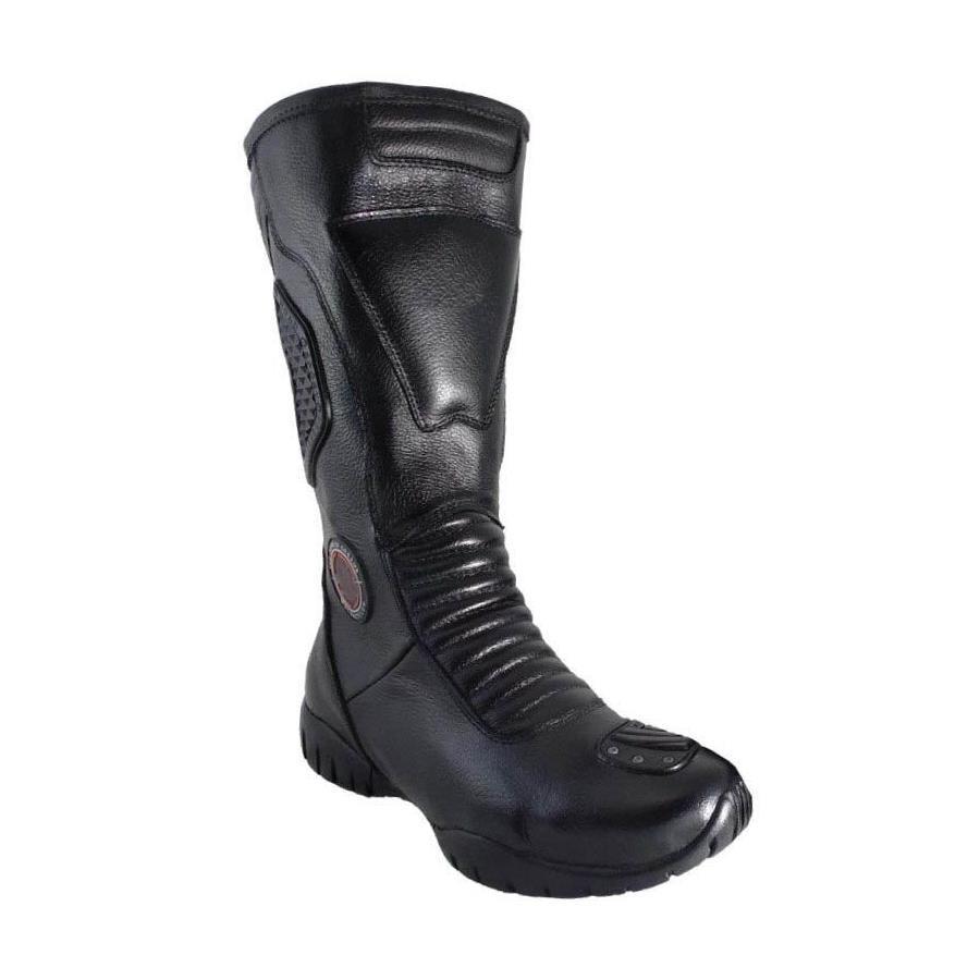 34d4d37465 Bota Motociclista Cano Alto Atron Shoes Palmilha Gel 275 - Masculino