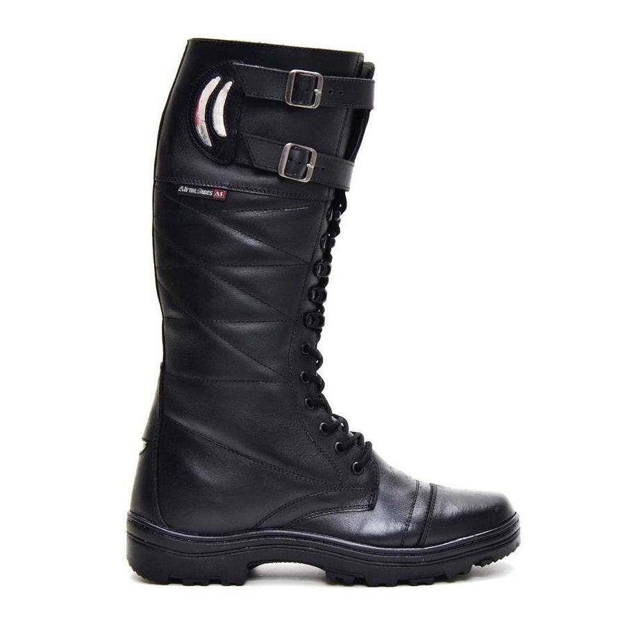f6c10570d77 Bota Coturno Militar Atron Shoes 294AS - Masculina