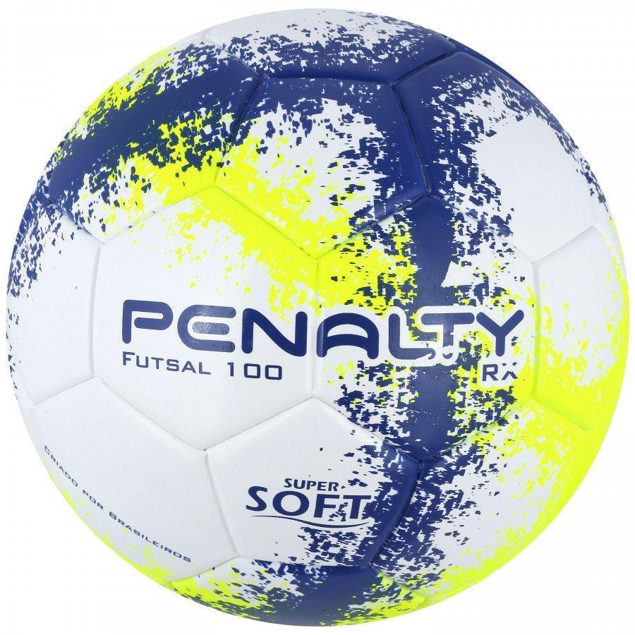 1ec6309f7e Bola de Futsal Penalty RX 100 R3 Sub 11 Ultra Fusion VIII