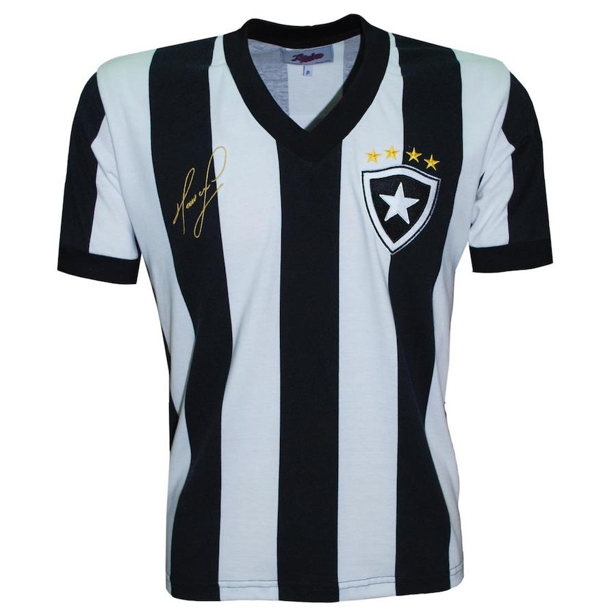 abc94aca8c Camiseta do Botafogo Liga Retrô Mauricio 1989 - Masculina