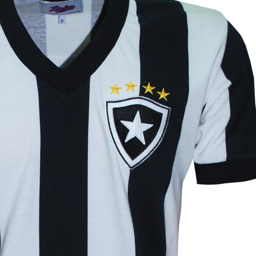 1ff0c4514b Camiseta do Botafogo Liga Retrô Mauricio 1989 - Masculina