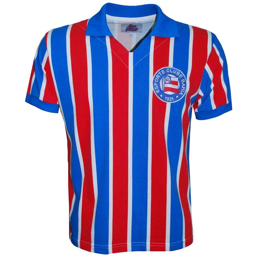 066ab4657b Camiseta do Bahia Liga Retrô 1959 Listrada - Masculina