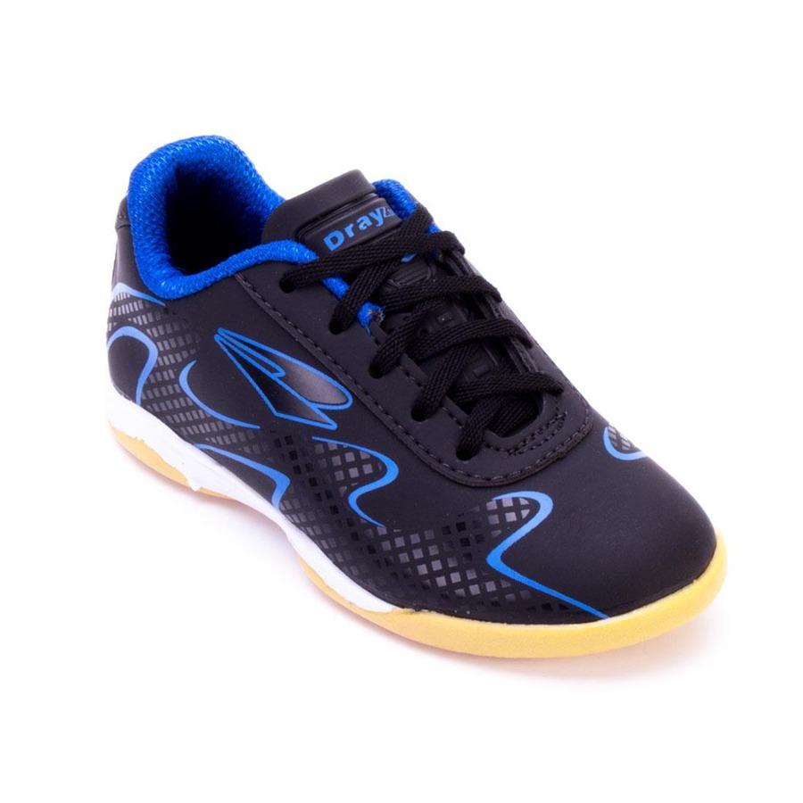 2d15509999 Chuteira Futsal Drayzinho 113CO - Infantil