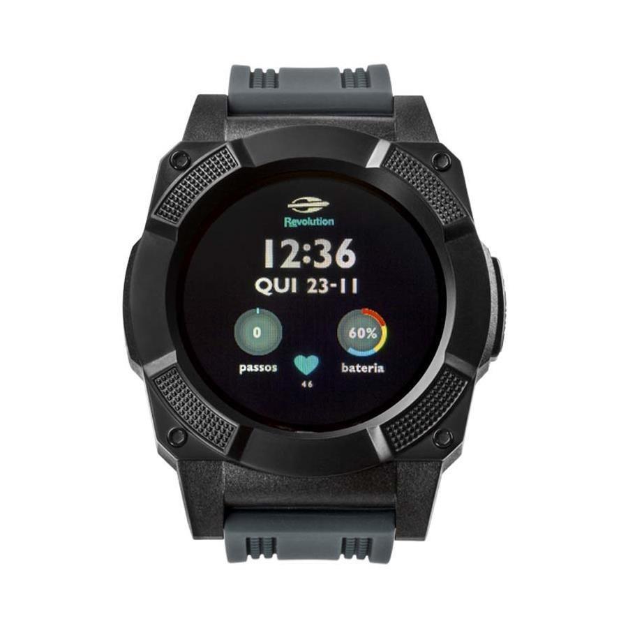 Relógio Smartwatch Mormaii Revolution