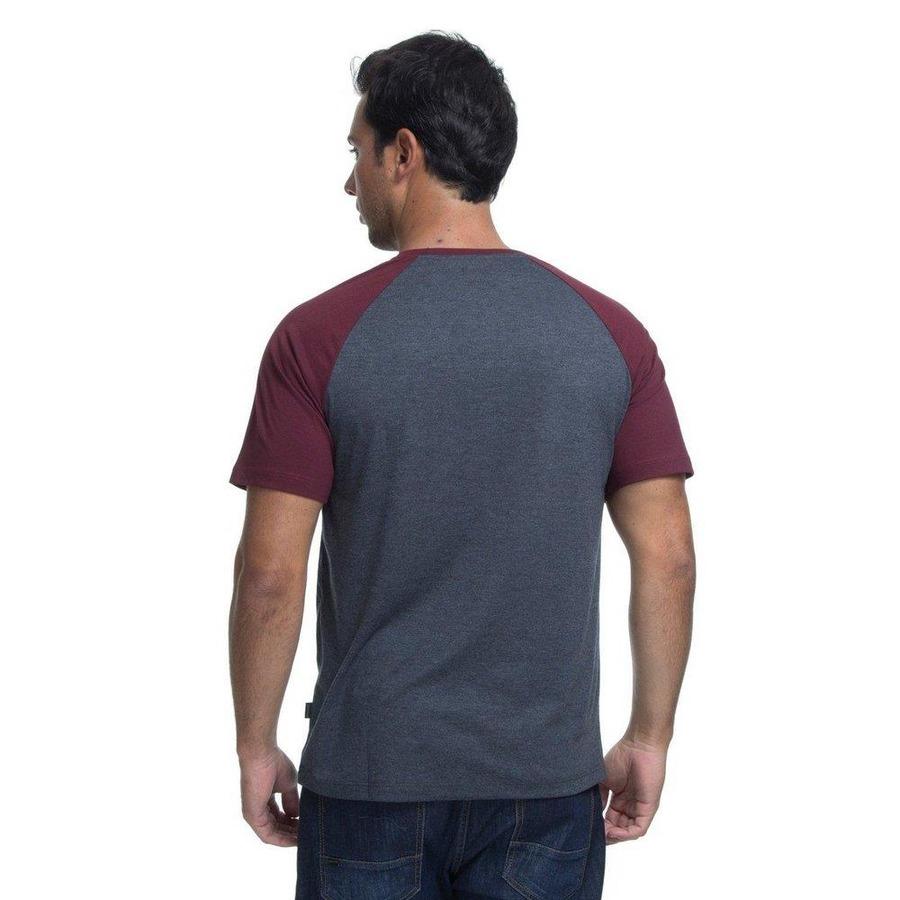 d4b2dc0abe169 Camiseta Quiksilver Especial EveryDay Raglan -Masculina