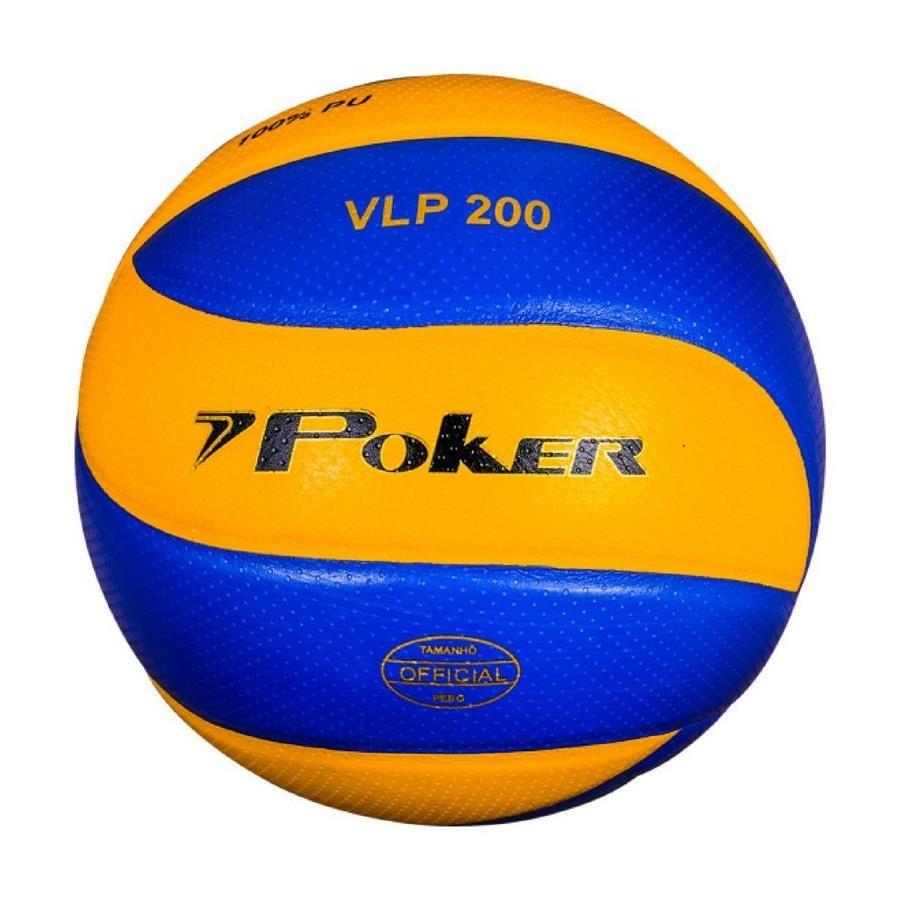 740487ddff Bola de Vôlei Poker VLP 200