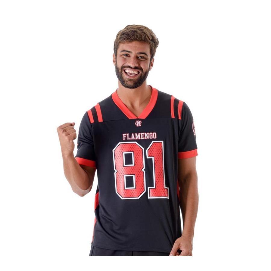 Camiseta do Flamengo Braziline Breed - Masculina 1394c7eb39e95