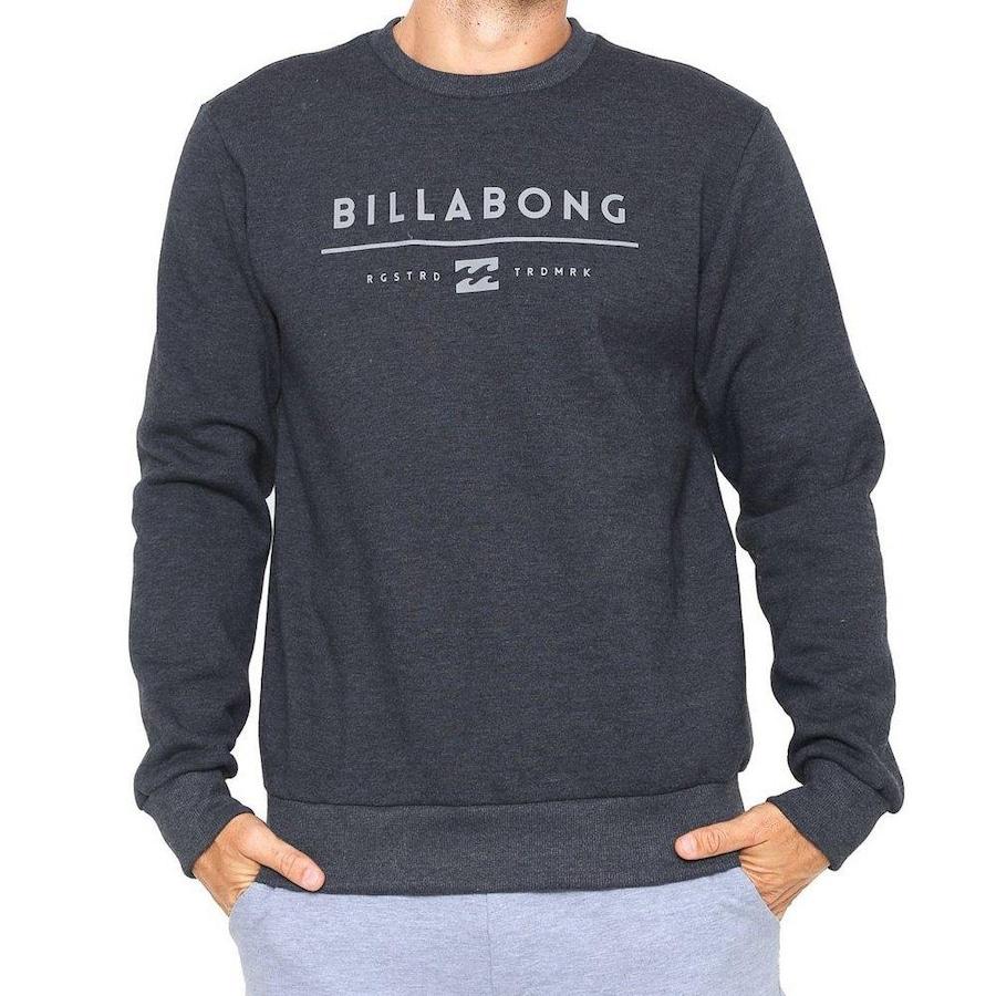 73eea538d8f7 Blusão de Moletom Billabong 14 Originals - Masculino