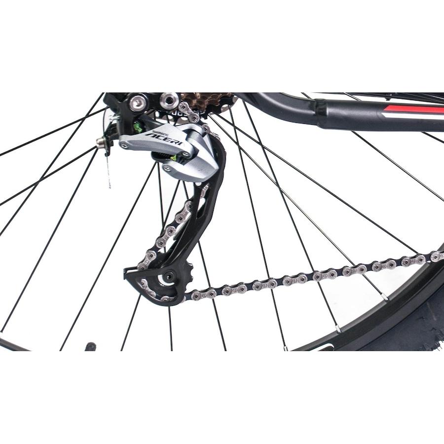 9192016ec Mountain Bike First Smitt - Aro 29 - Câmbio Shimano Acera - Freio a Disco -  27 Marchas - Adulto