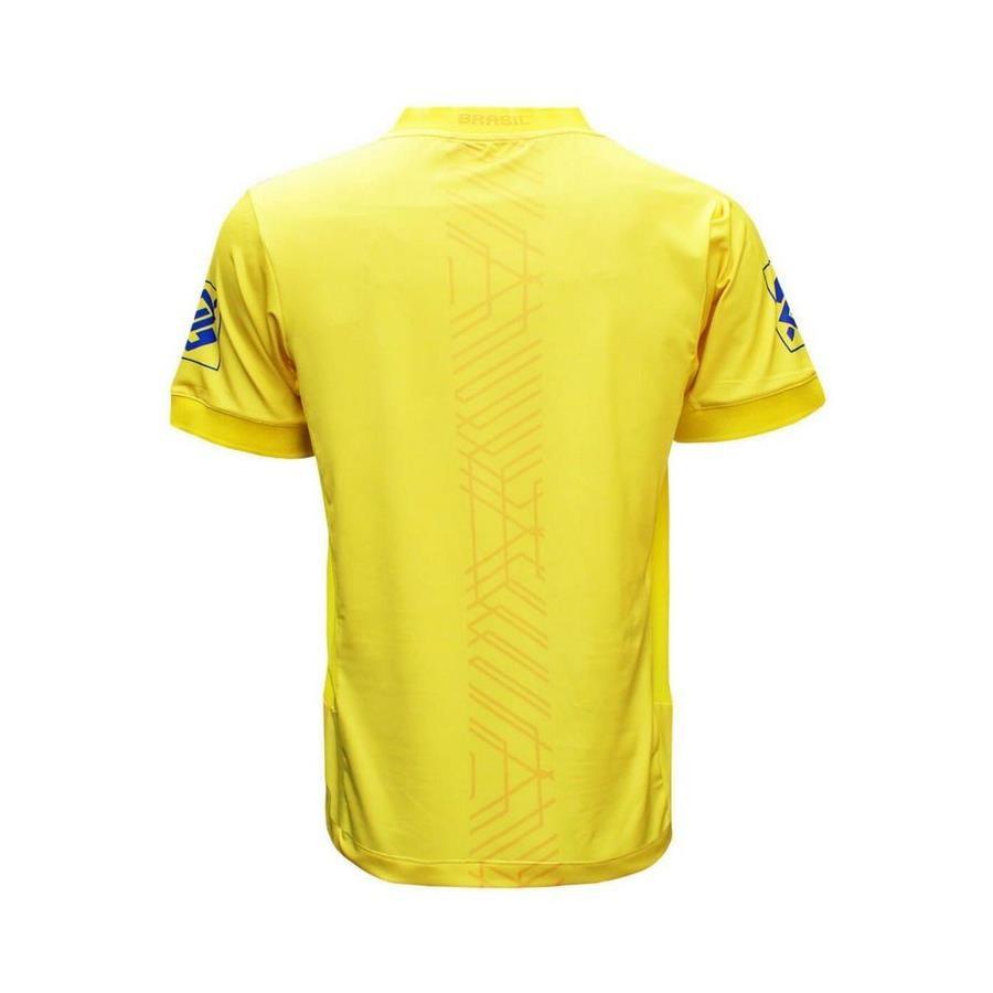 6a9622c566 Camisa Asics Seleção de Vôlei Brasil CBV - Masculina