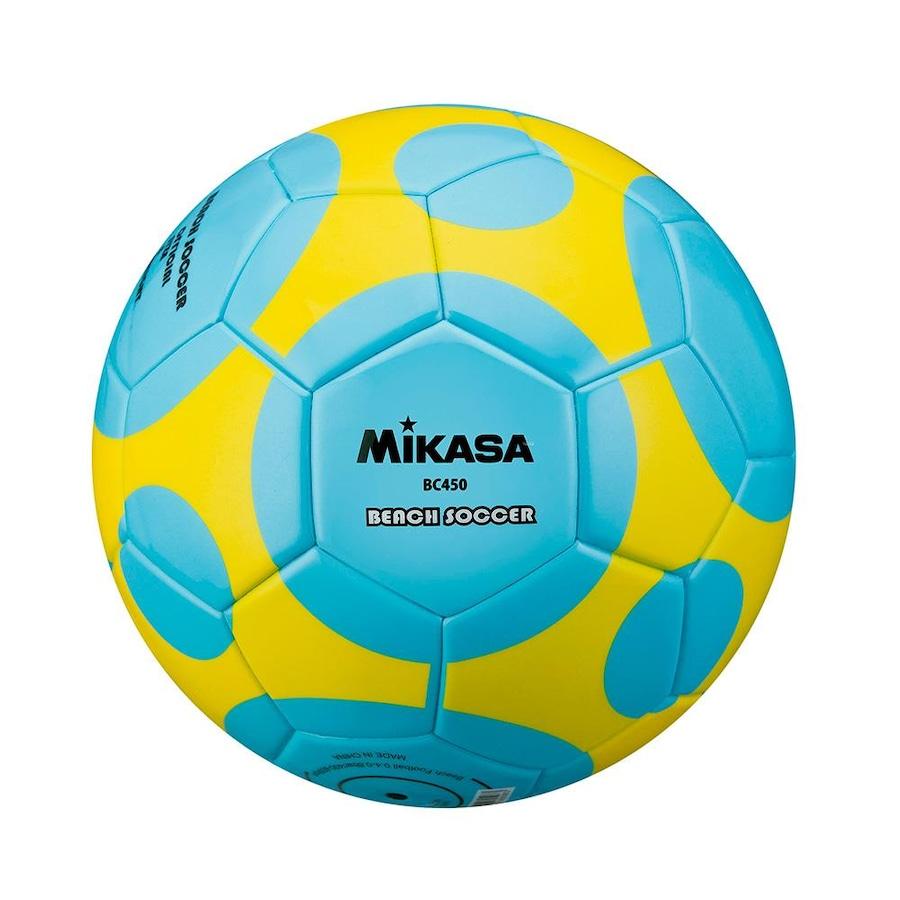 8afcbd944 Bola de Futebol de Areia Mikasa BC450