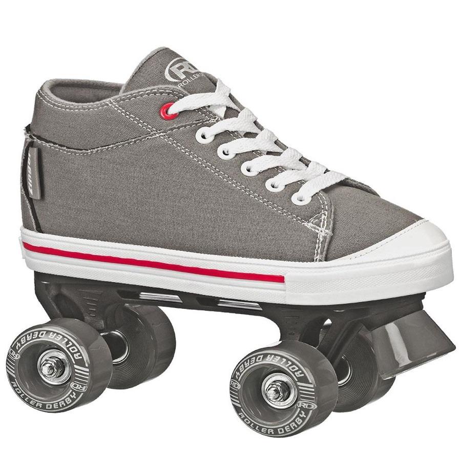 Patins Roller Derby Zinger Boy F17 - Quad - Retrô - Infantil 0818370e5c9